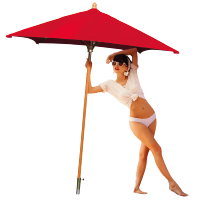 Win 3 parasols van GUIDO
