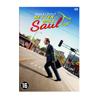 Win 4 dvd's van Better Call Saul S2