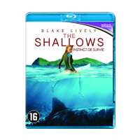 Win 8 dvd's van The Shallows