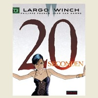 Largo Winch 20: 20 Seconden (Dupuis)