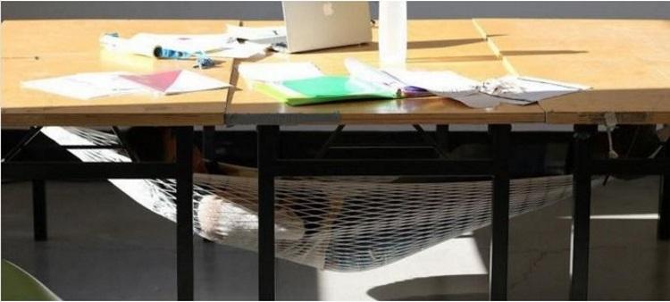Student Ontwerpt Hangmat Voor Op School