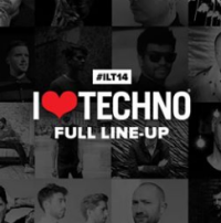 Line-up I Love Techno compleet