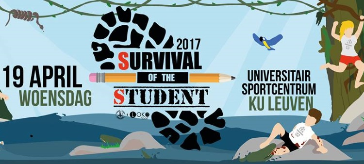 Survival of the Student: Hindernissenloop voor studenten