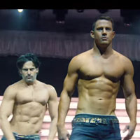 Magic Mike op wereldtour... en Channing gaat mee!