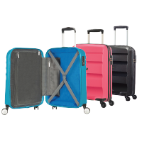 Gagne des valises American Tourister