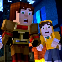Minecraft Story Mode: The Complete Adventure (PlayStation 4, Xbox One)