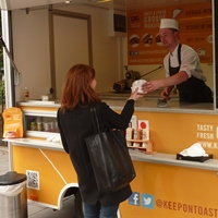 Keep On Toasting: Un food truck à croquer!