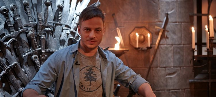 Interview de Tom Wlaschiha (Game of Thrones)