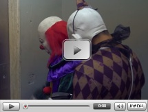 This clown prank is probably the scariest one ever
