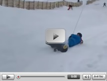 Three Scottish lads and their hilarious attempt at taking a ski lift