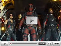 The official Deadpool 2 trailer is out!