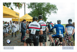 Impression of the BMW Cycling Challenge @ Kluisbergen