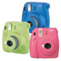 Win 3 Instax Mini 9 toestellen