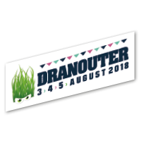 Gagne 3 x 2 tickets pour Dranouter